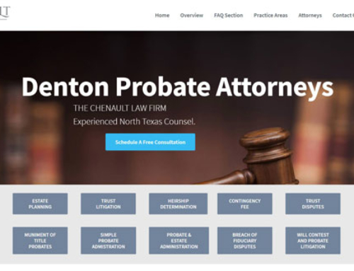 Denton Probate Attorney